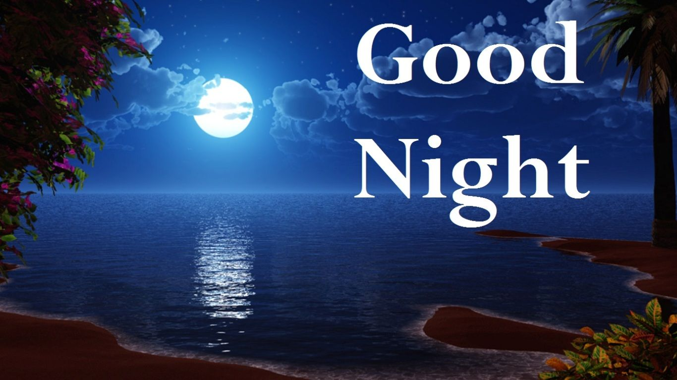 Good Night Hd Wallpapers Hd Pictures And Images Good Night Love Images Beautiful Good Night Images Good Night Wallpaper