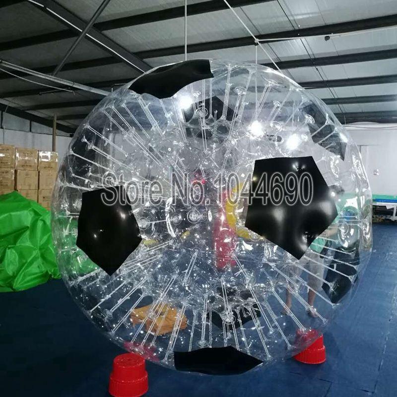 Free Shipping Flower Ball 3m Dia Zorb Human Hamster Ball For Kids
