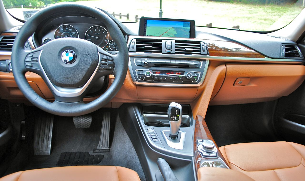 Gorgeous bmw 3 series interior f30