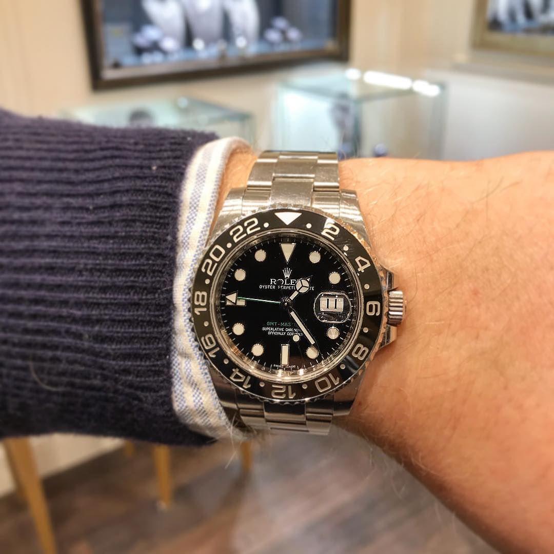 21fd71e263e6 Rolex GMT Master II - 5500