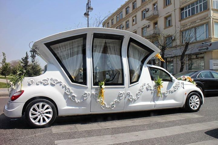 Vr Zone Timeline Photos Facebook Wedding Car Weird Cars Car Decor