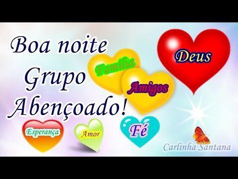 Boa Noite Grupo Abencoado Linda Mensagem De Boa Noite Grupo