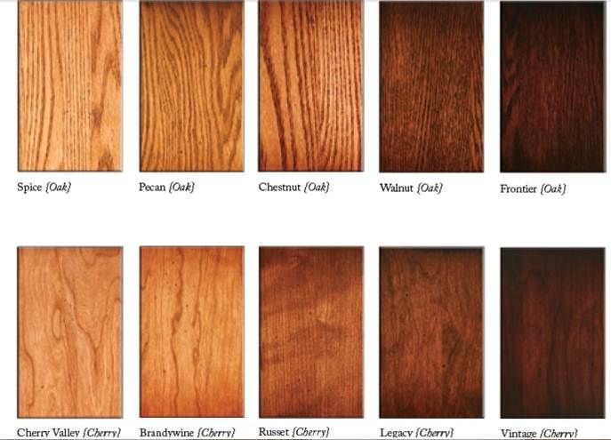 Use Our Stain Coloring Material Guide To Pickaxe The Right Discolouration Color For Your Wood