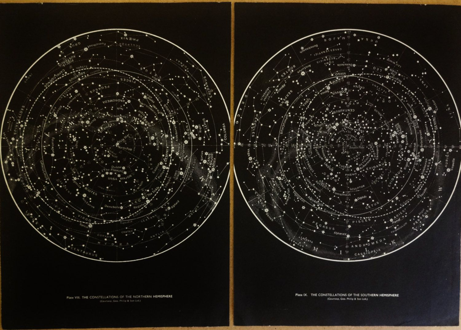 astronomy star charts constellations - HD 1500×1073
