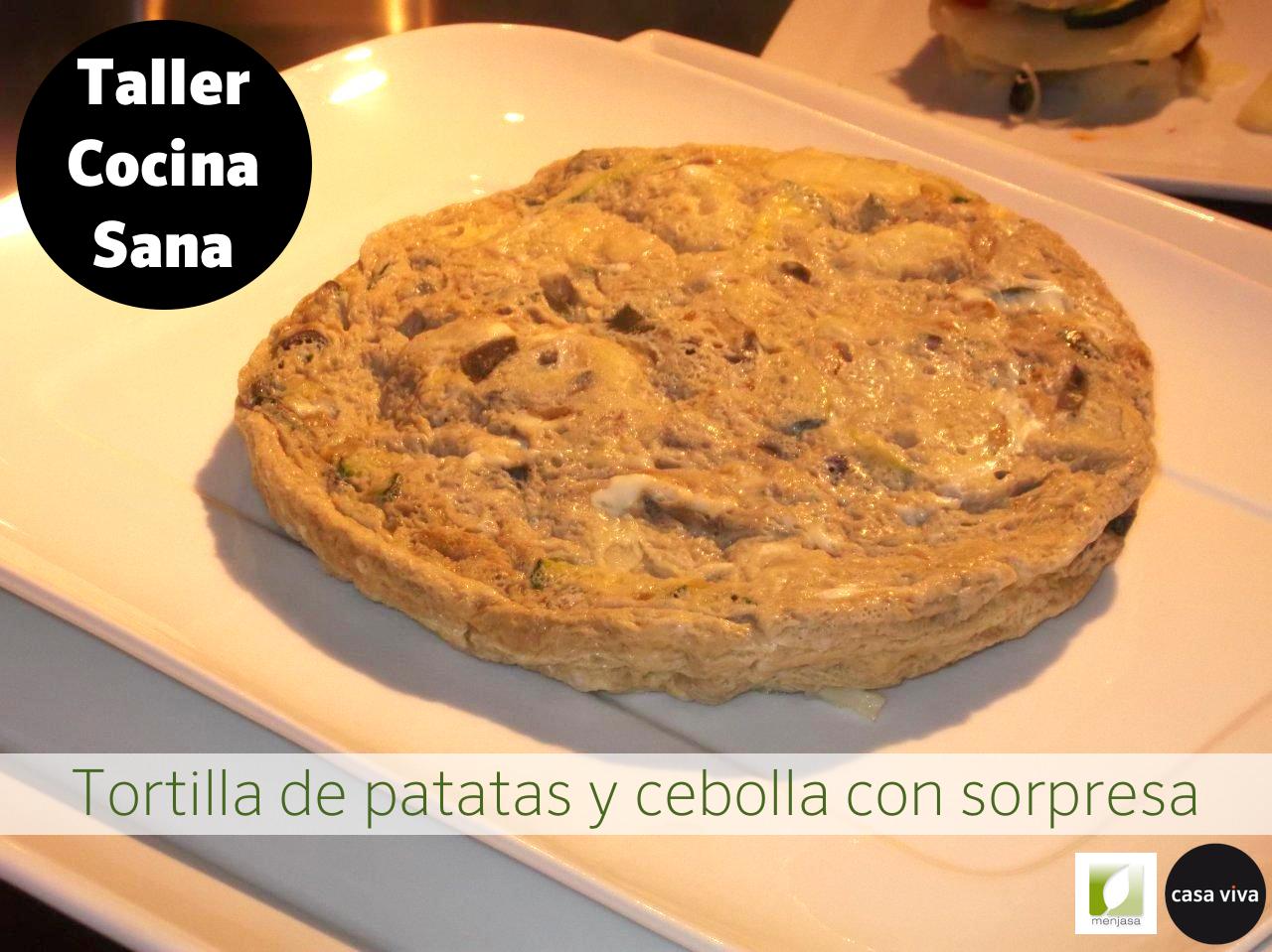 Cocina Con Lekue | Receta De Cocina Saludable Tortilla De Patatas Y Cebolla Con