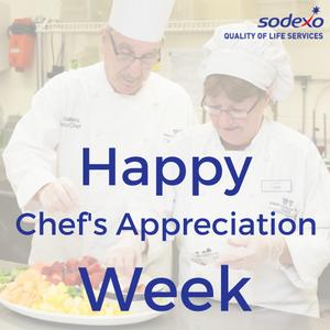 Sodexo Celebrates Chefsappreciationweek Chef Jobs Training And Development Career