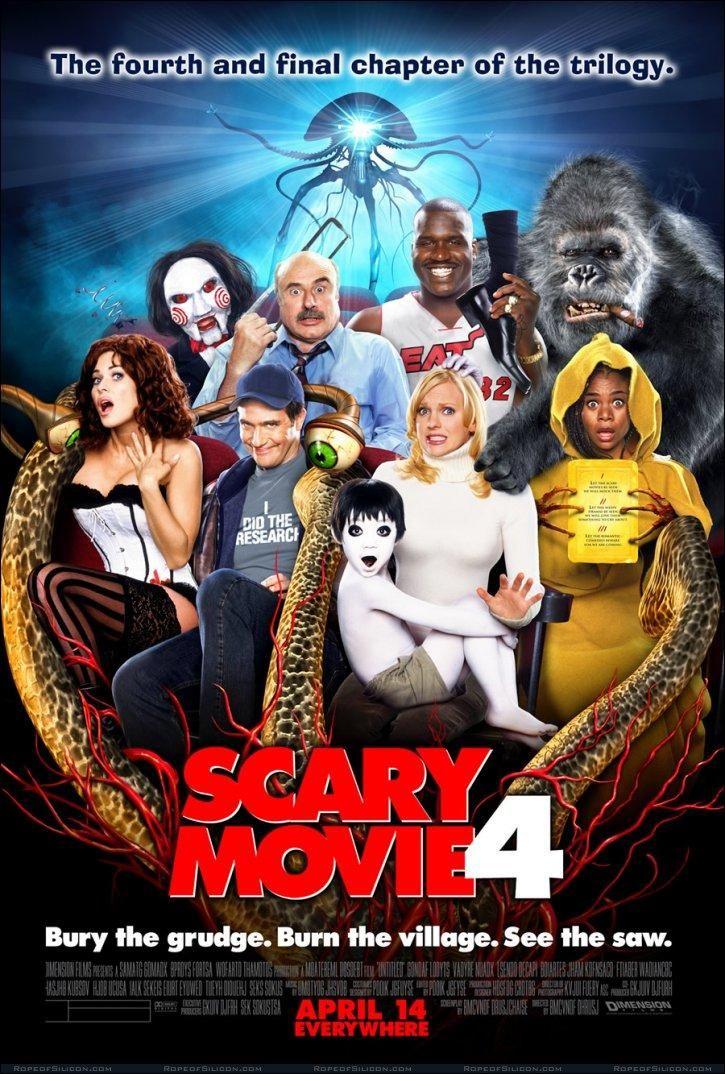 Scary Movie 4 Peliculas Que He Visto Scary Movie 4 Scary