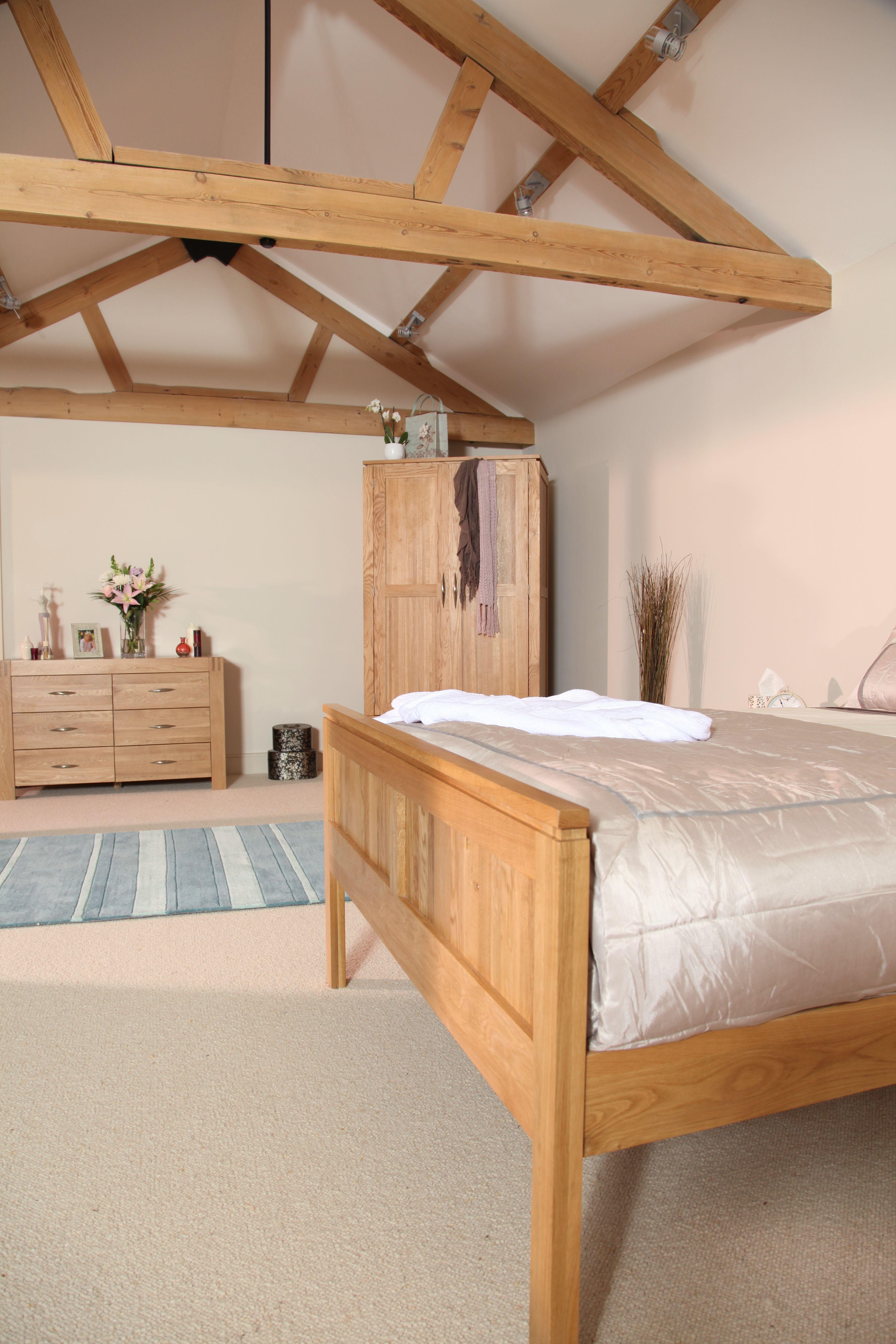Oak Bedroom Furniture Uk Alto Solid Oak Bedroom Furniture Oak Furniture Land Www