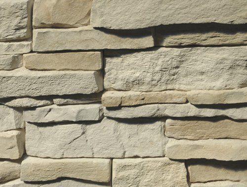 Proche de la pierre de taille, le parement Chartreuse de Meseo - doublage des murs interieurs