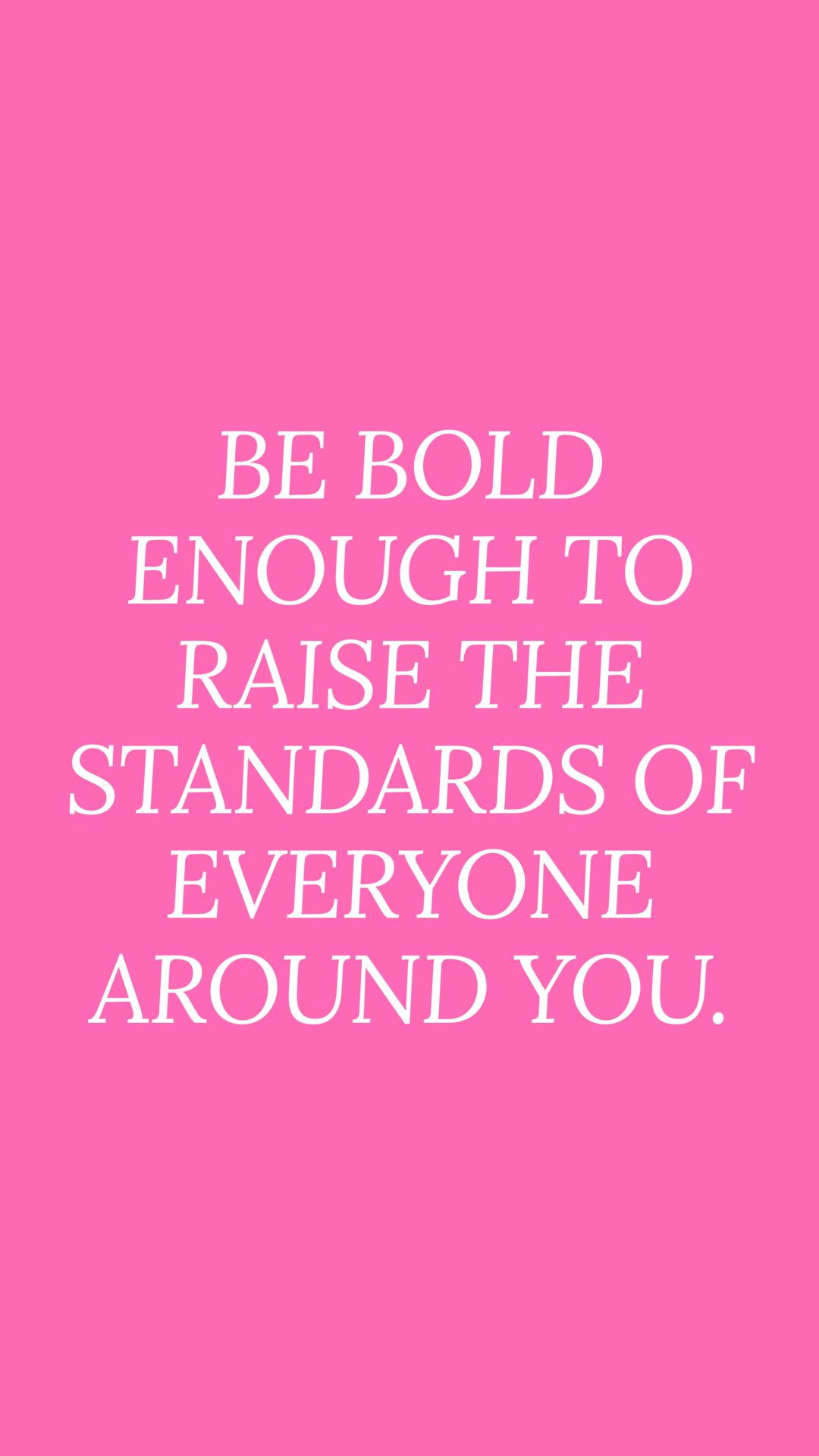 Be bold quotes