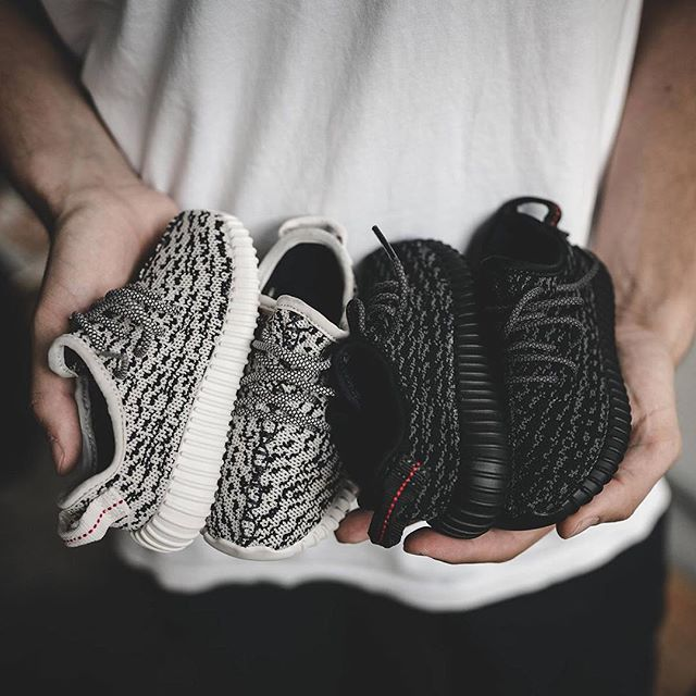 f5858c7bb7e1 One way to get your hands on the Yeezy Boosts for infants  Reserve a pair  through the adidas Confirmed App. For more details, tap the link in our bio.