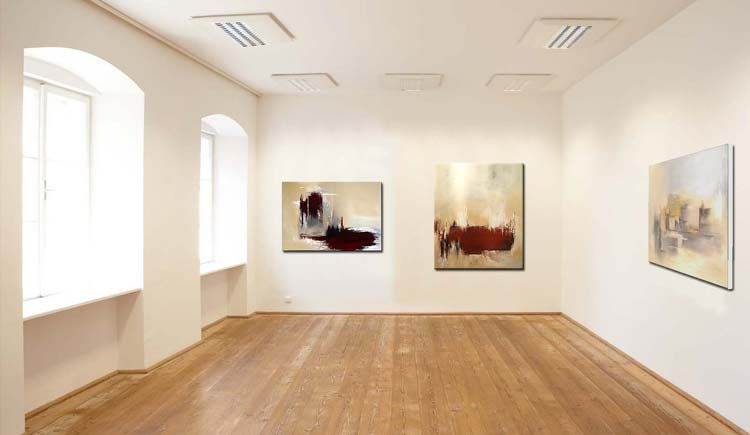 Wandbilder kaufen Wandbilder modern im abstrakten Stil | Unbedingt ...