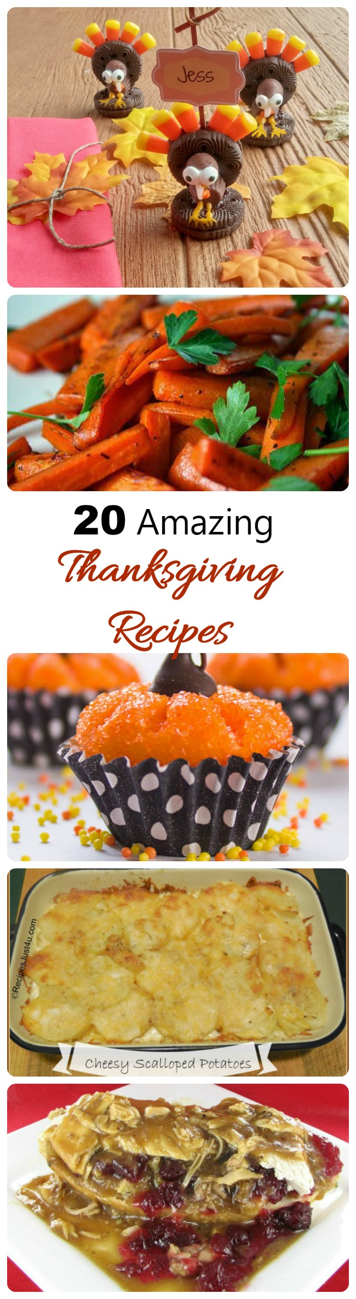 These 20 Amazing Thanksgiving Recipe ideas will make sure that ...