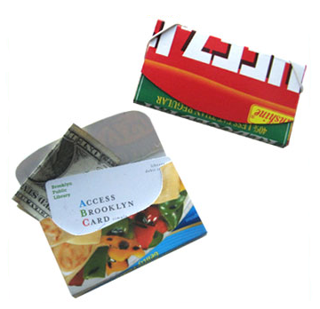 First life cereal box second life business card holder or wallet second life business card holder or wallet colourmoves