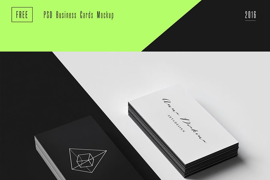 Business Cards PSD Mockup | Mock up and Business cards