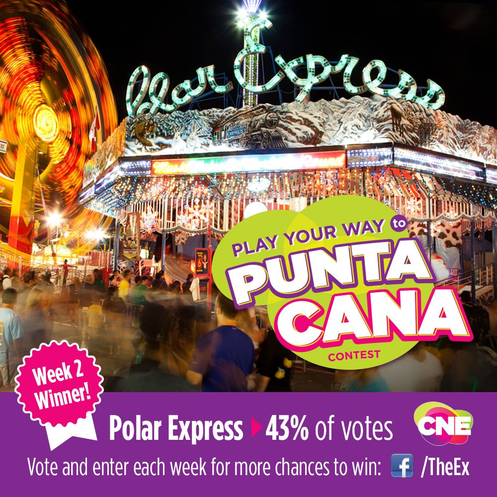 Play Your Way to Punta Cana Contest The results are in