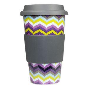 Jonathan Adler Ceramic Travel Mug -omg want