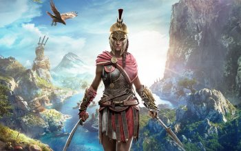 86 Assassin S Creed Odyssey Hd Wallpapers Background Images Wallpaper Abyss Page 2 Assassins Creed Odyssey Assassin S Creed Wallpaper Assassins Creed