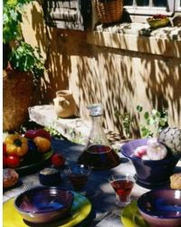 Beautiful french pottery