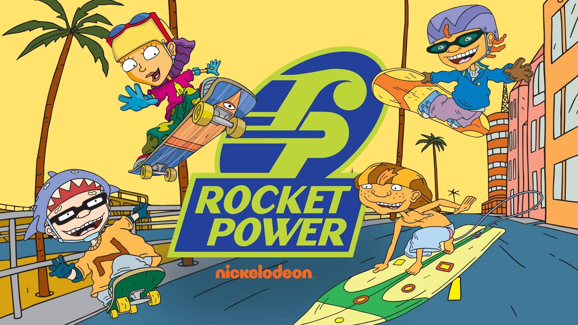 Rocket Power Rocket Power Cool Cartoons Cartoon