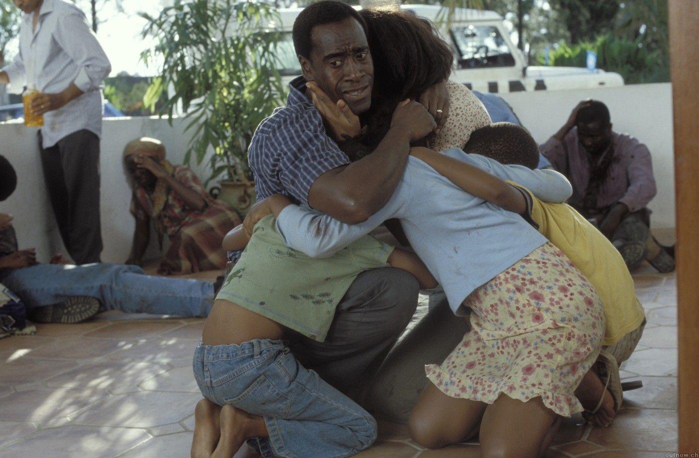 Hotel Rwanda 2004 The True Story Of Paul Rusesabagina A Hotel