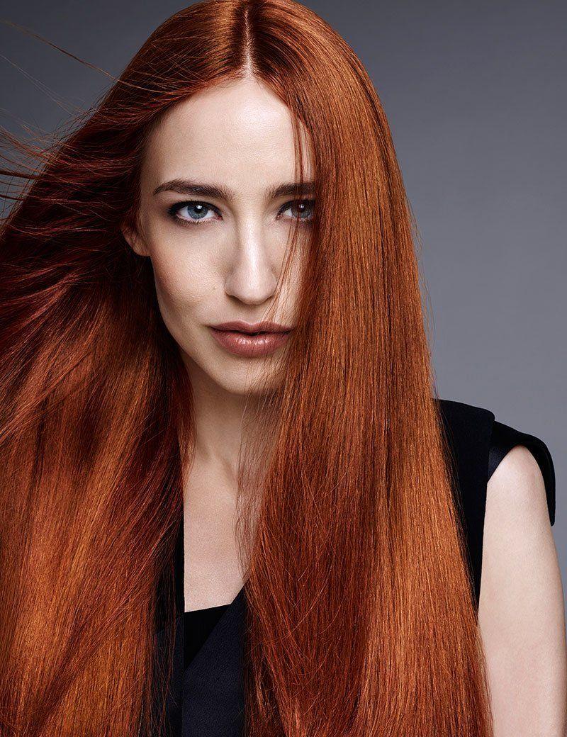 волосы цвета клена фото живописность