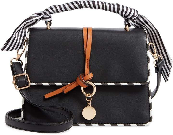 ed9d9f9b Knotty Faux Leather Crossbody Camera Bag | Stylish handbags in 2019 ...