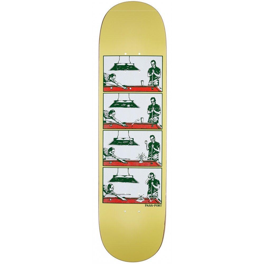 SUPREME Gonz Ramm Skateboard Deck Red Green Purple Yellow box logo camp F//W 17