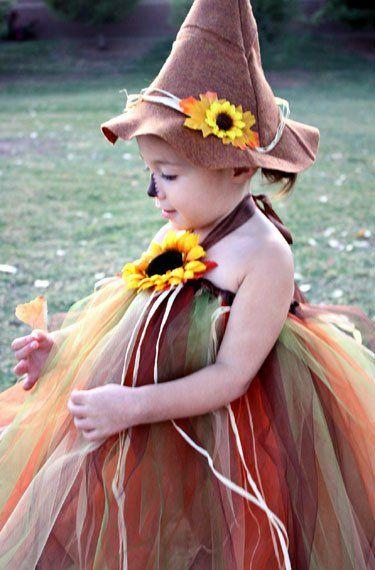 Tutus for every occasion vestidos tutu Pinterest Scarecrows - scarecrow halloween costume ideas