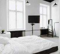Schlaf Und Wohnzimmer Einrichtung