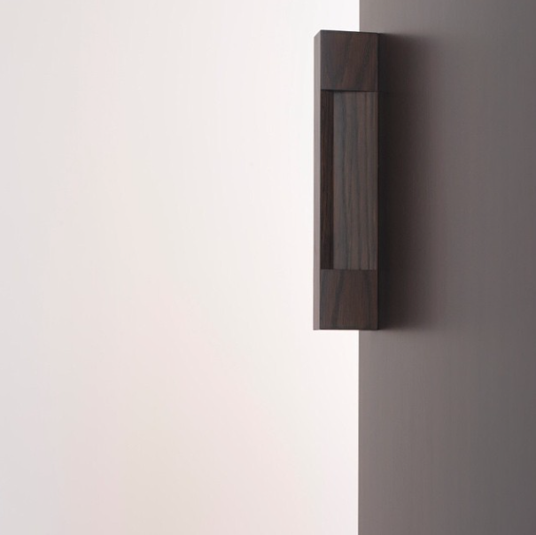 Tailor made door handle  produced by Deco-Lust