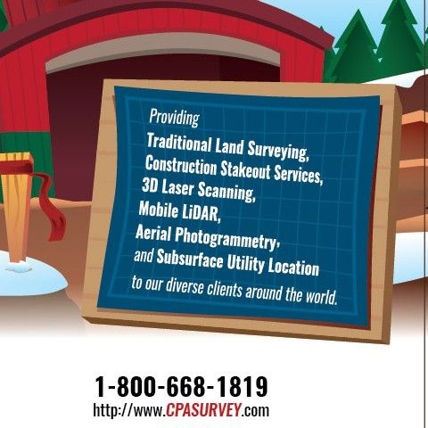 Hire freelance Holiday Greeting Card construction industry by Cykique