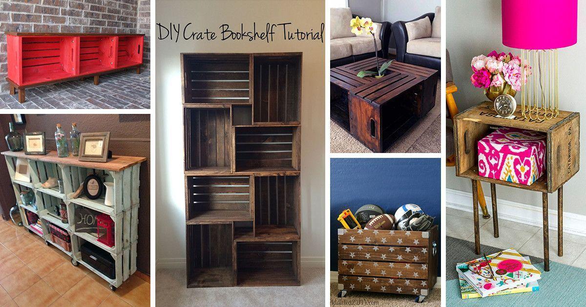 Photo of Warum Diy Wooden Crate Ideas erschreckender ist als Tyra Banks, #als #Banks #cra…