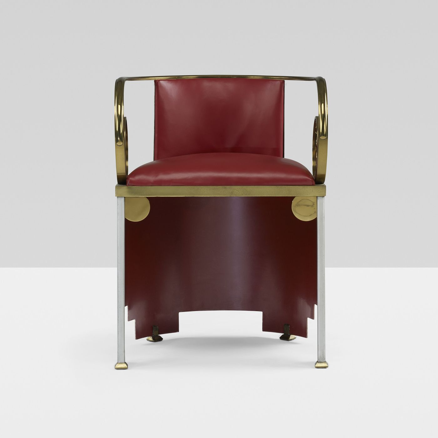137: Walter Von Nessen / Important and rare chair from the International Exposition of Art and Industry < Important Design, 6 June 2013 < Au...