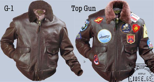Gun Cuero Pinterest Chaqueta Top De nA6wX 4102b32ad1f