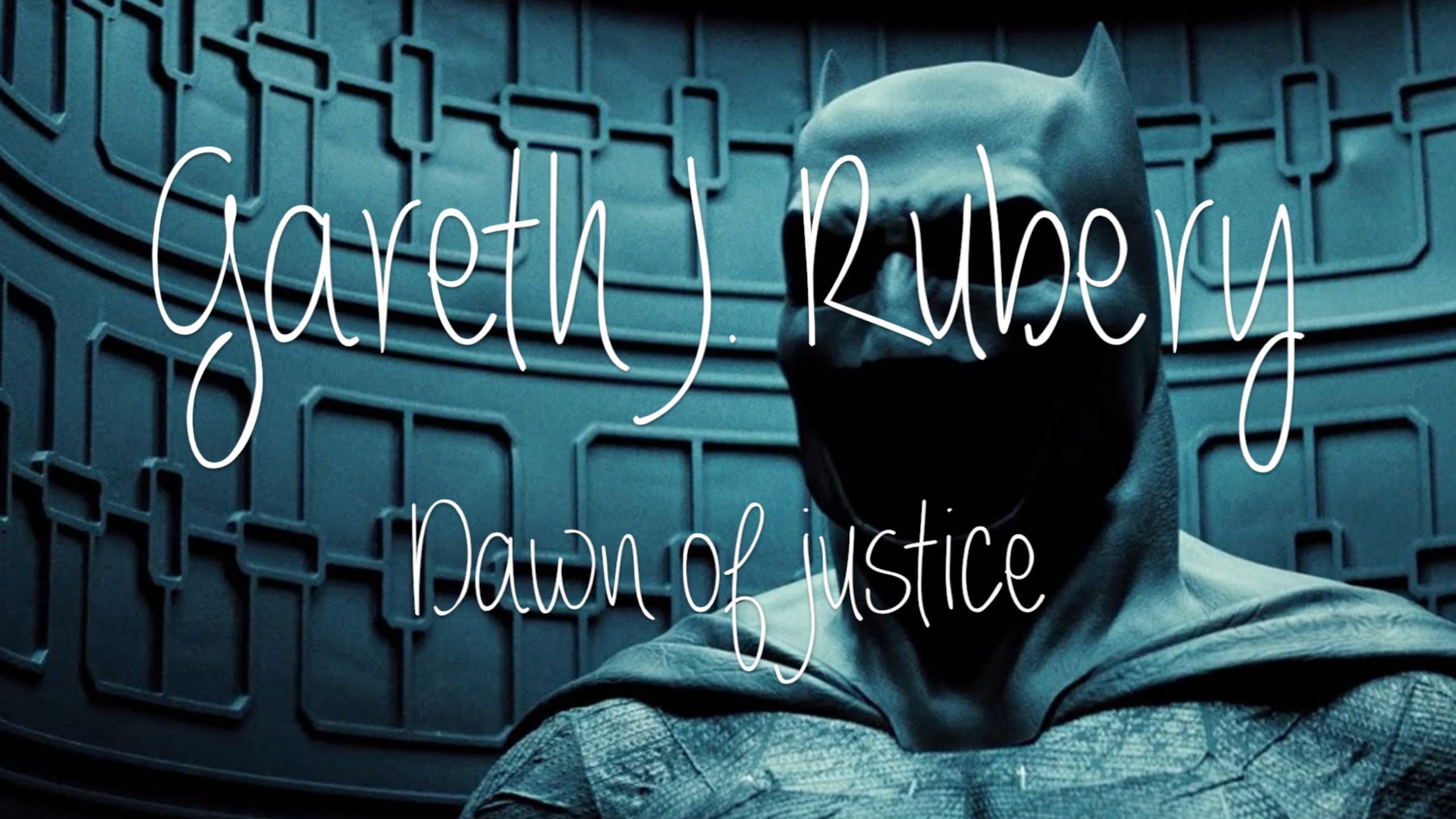 Gareth J. Rubery - Batman v Superman: Dawn of Justice Trailer *Unofficial*