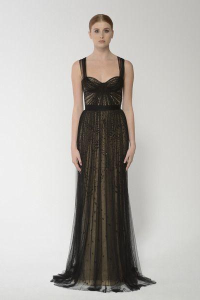 Pin by Annett Niechoj on Fall 2013 RTW   Evening dress ...