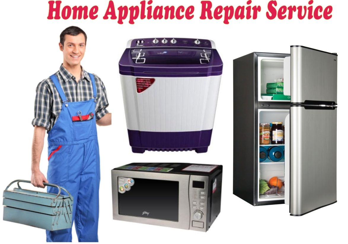 Attirant Appliance Customer Careu0027s Technicians Offer Punctual Expert Repairs To Home  And Business Electric Appliances Like Fridge, Washing Machine, AC, ...