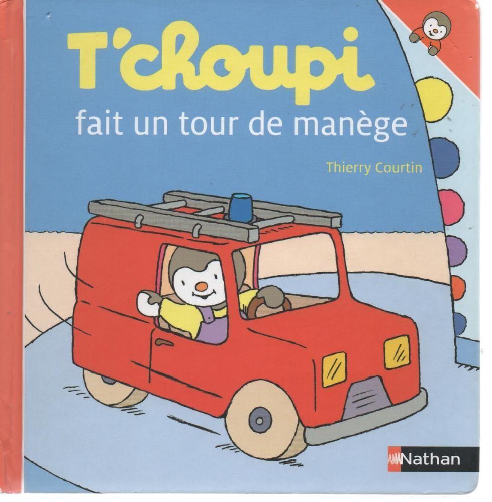 N 29 T 039 Choupi Fait Un Tour De Manege Nathan Tchoupi Manege Choupi