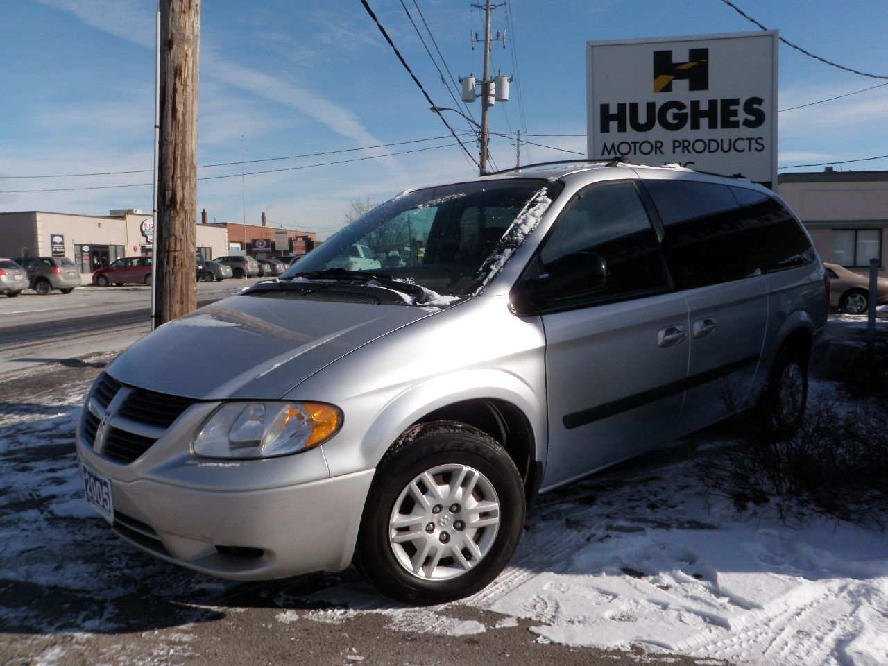 2005 Dodge Grand Caravan 7 Passenger Seating Second Second
