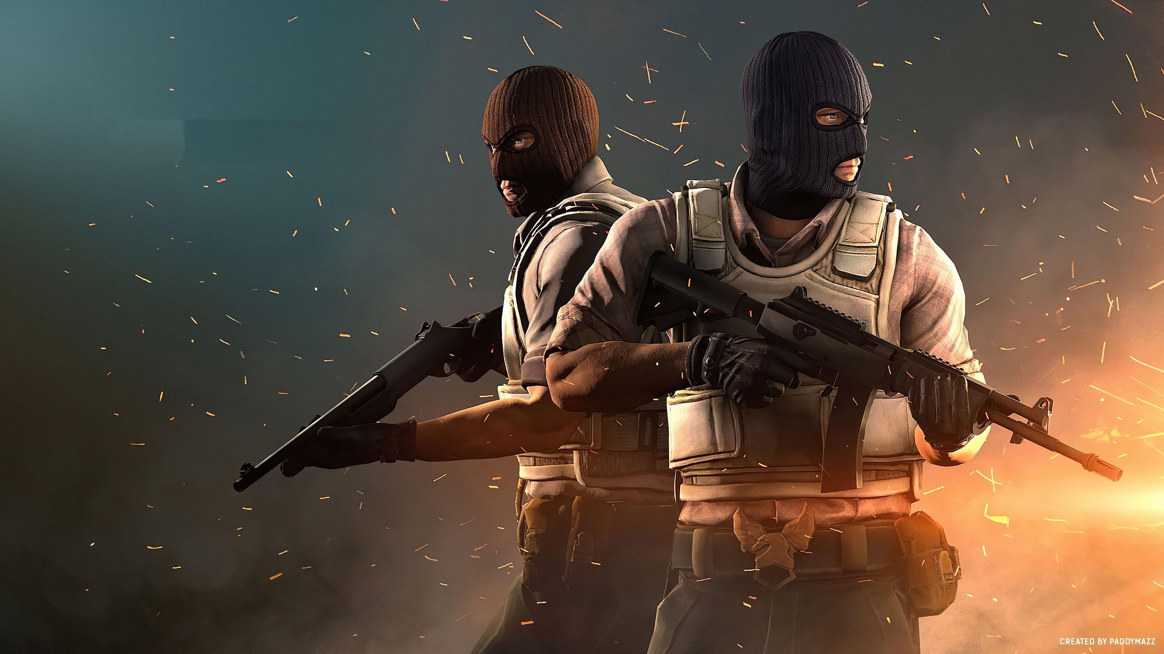 Counter Strike Global Offensive New Hd Wallpapers Games Wallpapers Counter Strike Wallpapers 4k Wallpapers In 2020 Go Wallpaper Best Games Fear No Man