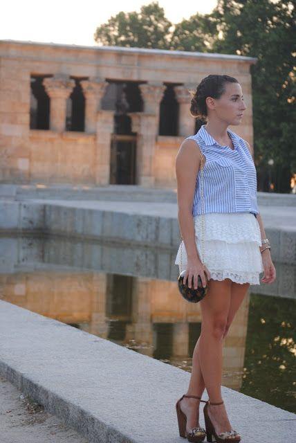 Petite Bateau Bleu #summer #Madrid