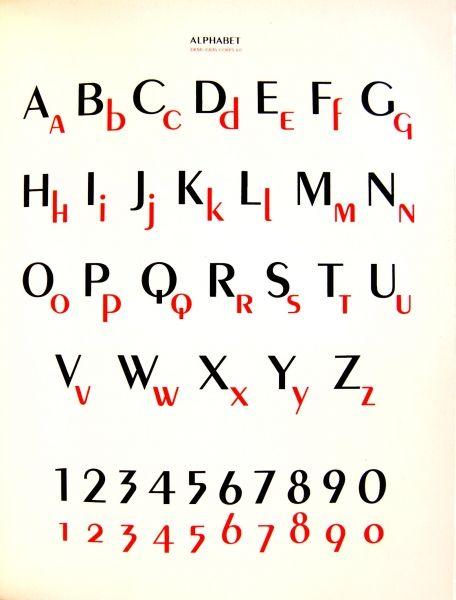 Image result for cassandre+peignot font