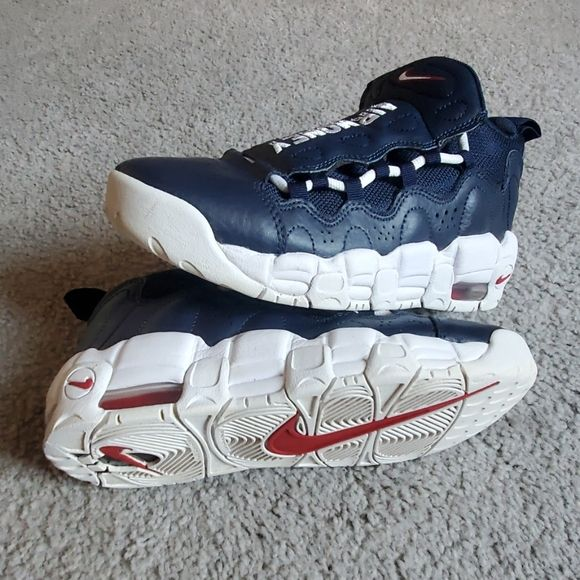 Nike Kids Air More Money Size 4.5 Y The name says it all with Nike Air More Mone…