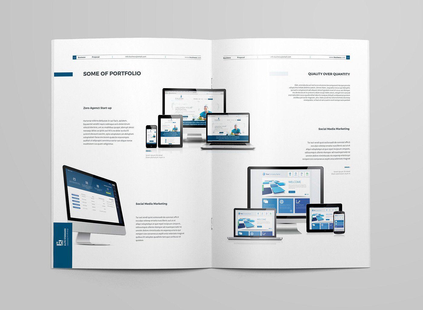 Brochure Brochure design template, Brochure, Printing