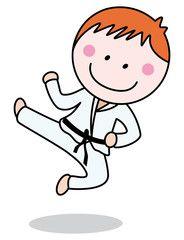 Pin En Karate Party