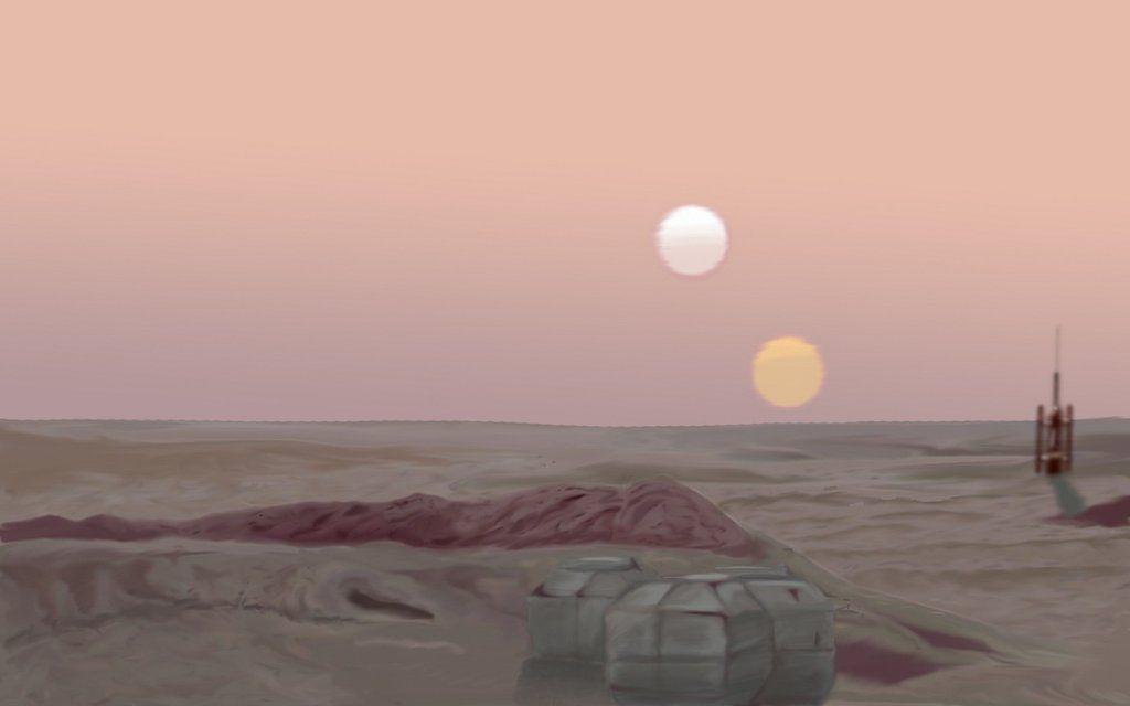 Star Wars Landscape Wallpaper | HD Wallpapers | Pinterest | Hd ...