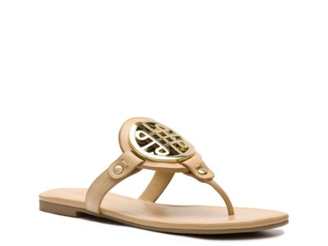b98b3d22fb1 Audrey Brooke Malia Sandalthese are as close to Tory burch as I can ...