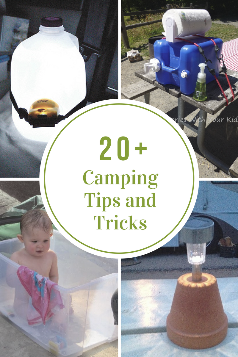 Photo of 20 Camping Tips and Tricks