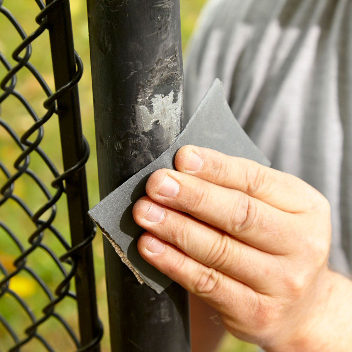The Expert Guide For Exterior Home Repairs Chain Link Fence Garden Structures Building A Fence
